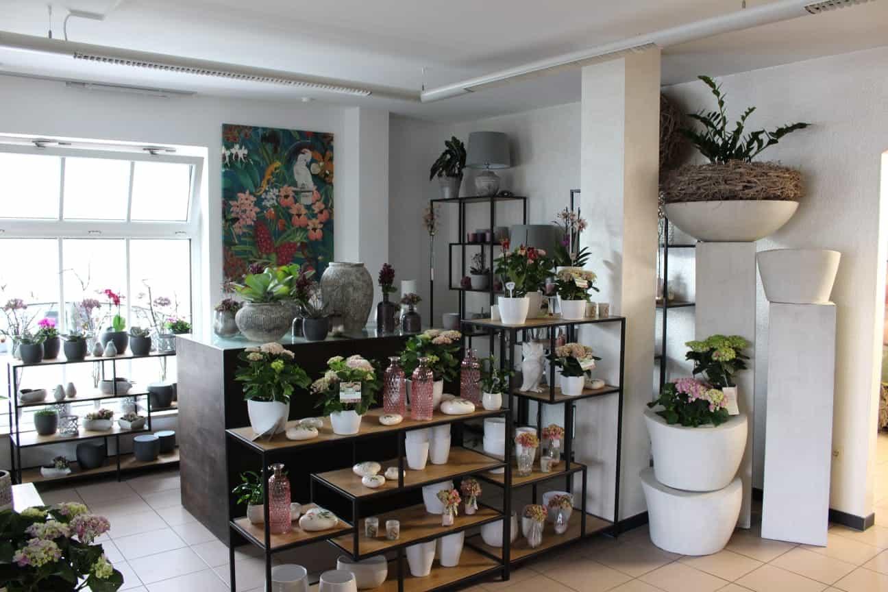 Bettinas Blütenzauber Allershausen - Unser Blumenladen